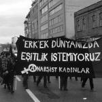 """""""ERK""""ek dünyanızda eşitlik istemiyoruz"""