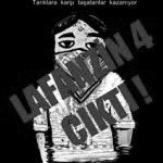 Lise Anarşist Faaliyet LAFANZİN 4.SAYI ÇIKTI!