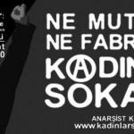 Anarşist Kadınlar 5 Mart'ta Kadıköy'e Çağırıyor!