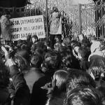 Beyazıt'ta Gözaltılara ve Faşist Saldırılara Karşı Açıklama