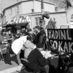 Anarşist Kadınlar Sokakta Yemek Dağıttılar