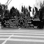 Anarşist Kadınlar, 11 Mart'ta İsyanlarını Sokaklara Taşıdılar