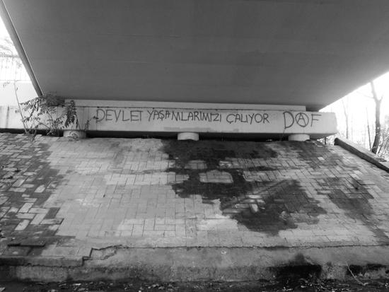devrimci anarşist faaliyet köprü