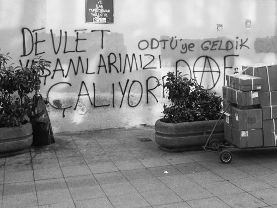 devrimci anarşist faaliyet kadıköy