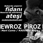 Newroz Ateşini Büyütmeye