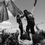 Newroz Ateşi'ni Suruç'ta Yaktık