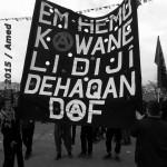 Em Hemu Kawane Li Dijî Dehaqan (Suruç, Amed, Antalya, İstanbul-Kadıköy-, İstanbul-Kazlıçeşme-, Yalova)
