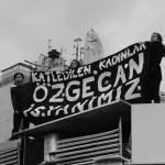 """Anarşist Kadınlar :  """"Katledilen Kadınlar, Özgecan Aslan İsyanımızdır"""""""
