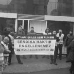 İşçi Düşmanı Akfa Holding