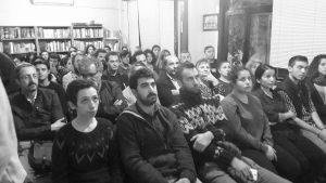 Tayfun Benol belgesel gösterimi