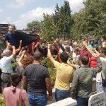 Suruç Katliamı'nın Dördüncü Yılında Katledilenler Mezarları Başlarında Anıldı