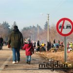 DAF in Pazarkule: Impressions of Migrant Crisis on The Border