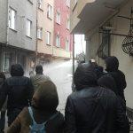 Devletin Abluka ve Saldırılarına Rağmen Devrimciler Helin Bölek'in Cenazesindeydi