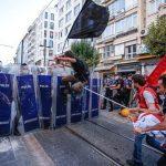 Suruç'un Kavgası Sokaklarda Sürüyor