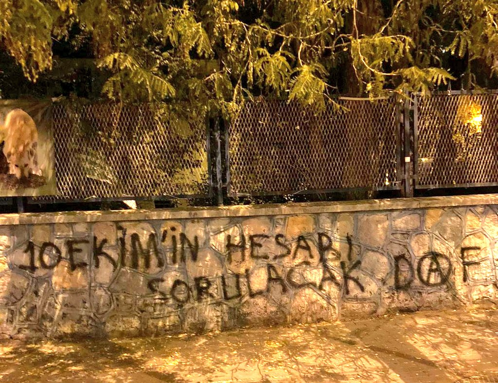 Ankara Yenimahalle'de 3 Yoldaşımız Gözaltına Alındı