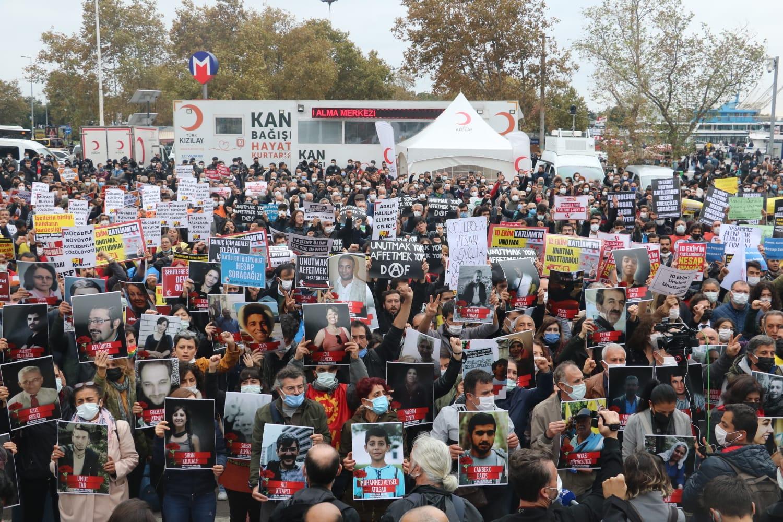 10 Ekim İstanbul: Unutmak Yok Affetmek Yok