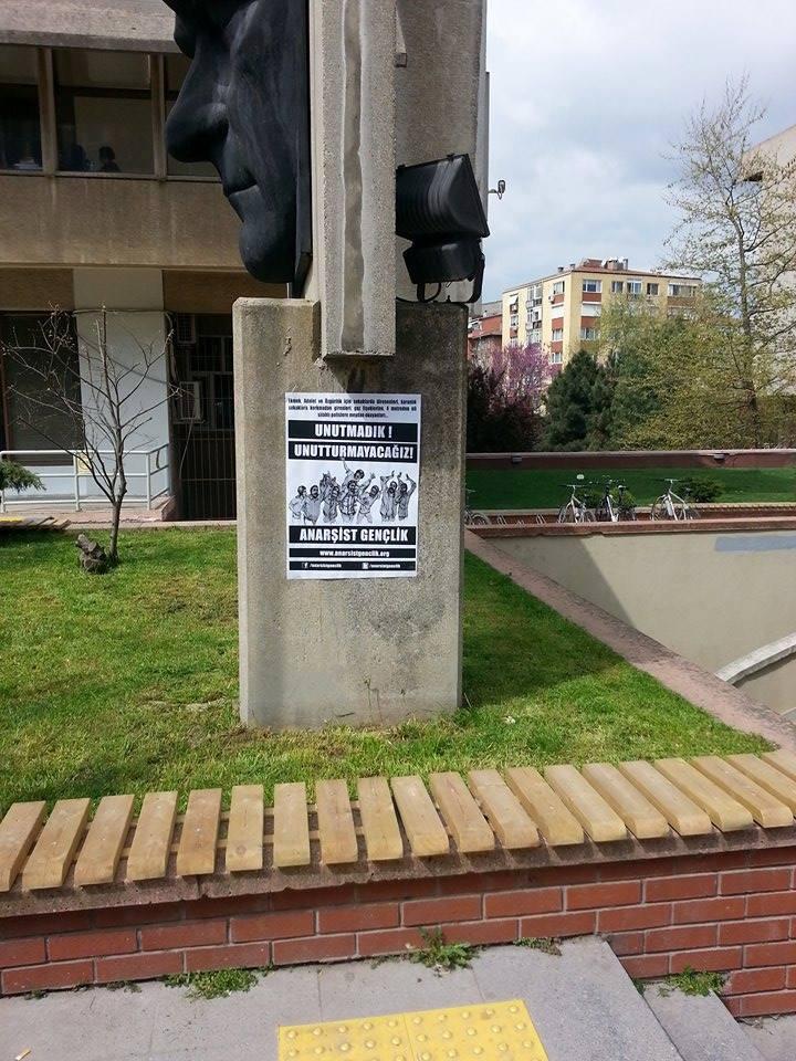 16- Boğaziçi Üniversitesi Unutmuyor Unutturmuyor