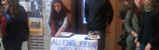 İÜ: Ali İsmail Korkmaz Amfisi için İmza Kampanyası Başladı