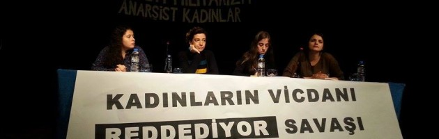 Devlet Erkektir Şiddeti Militarizm Paneli Gerçekleştirildi