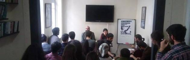 Hukuk, İktidar ve Anarşizm paneli gerçekleştirildi