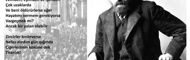 Anarşist Yoldaş Erich Mühsam 85 Yıl Önce Bugün Faşistler Tarafından Katledildi