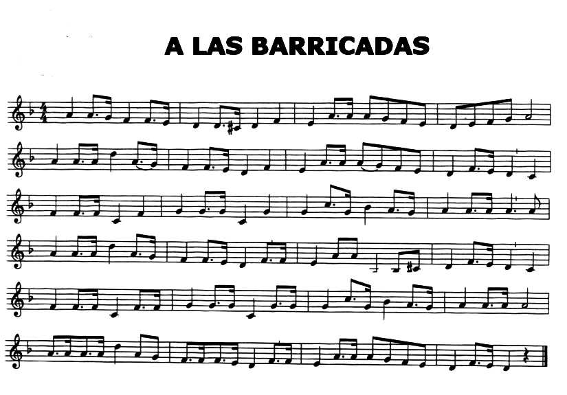 barricadas
