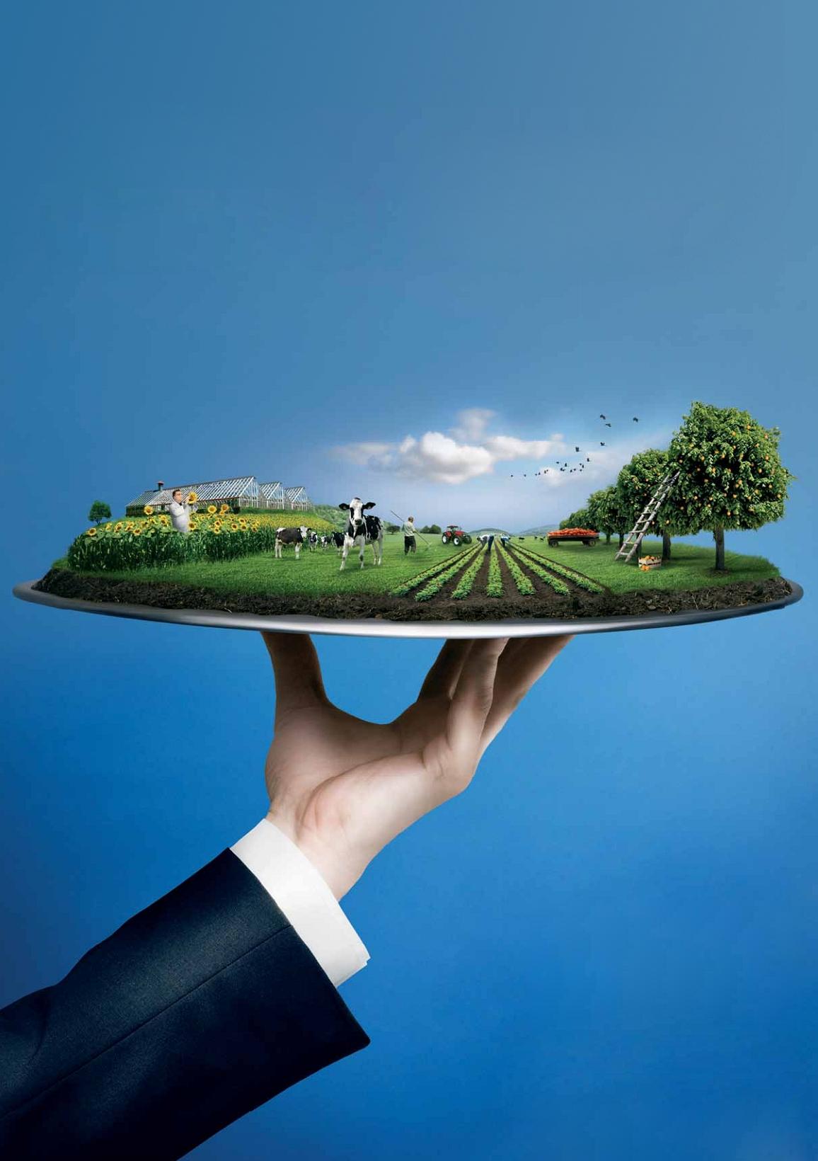 """Küresel Kapitalizmin """"Kıskacında"""" Tarım"""