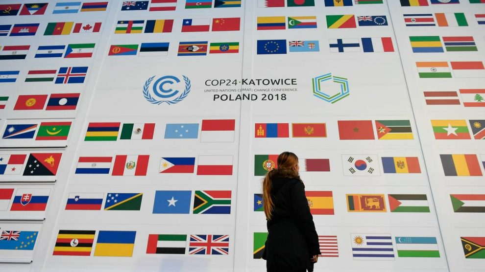 Kyoto Protokolü'nden Paris Anlaşması'na Küresel İklim Değişikliği
