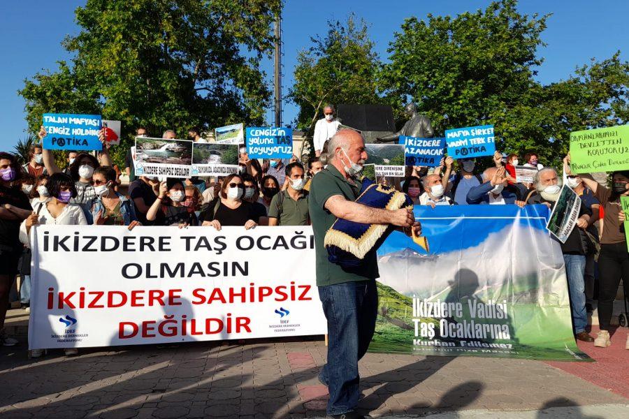 Talan Mafyası Cengiz Holding